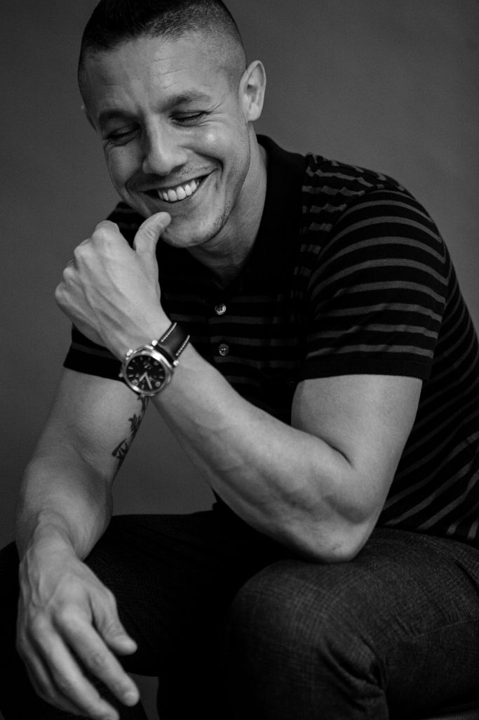 'Luke Cage' Actor Theo Rossi