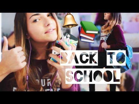 Back To School: ЛАЙФХАКИ ДЛЯ ШКОЛЫ - YouTube