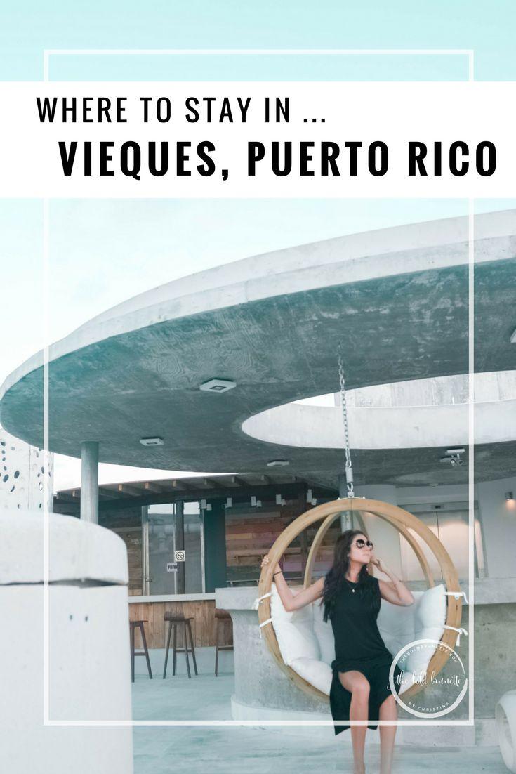 El Blok - a luxury design hotel in Vieques, Puerto Rico