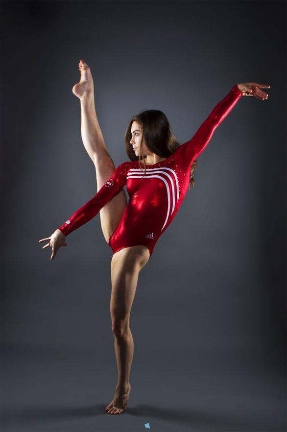 Gymnast McKayla Maroney