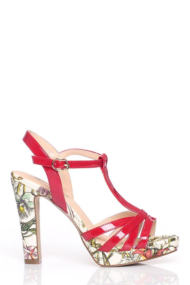 Sandały damskie na obcasie w sklepie internetowym Kari.com. W ofercie posiadamy produkt: Sandały damskie na obcasie Darmowa wysyła, możliwość zwrotu, najnowsze trendy. Sprawdź nasz promocje.