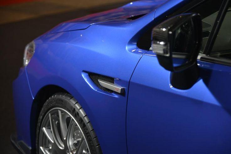 2015 Subaru Levorg S Concept