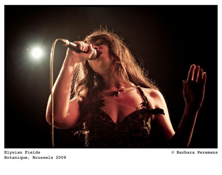 Jennifer Charles - Elysian Fields