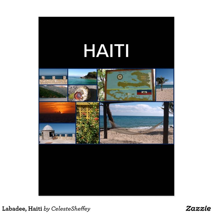 Labadee, Haiti Postcard (sold in PA) Thank you!