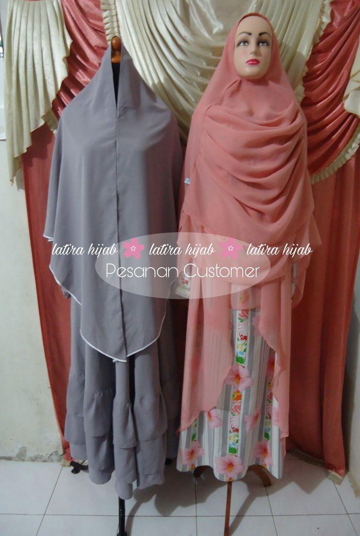 Abaya muslimah. Gamis hijab. For order +6282234612290