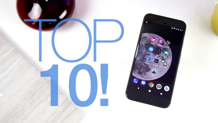 Top 10 Best Free Android Apps for February 2017!