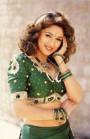 Gorgeous Madhuri Dixit dancing queen