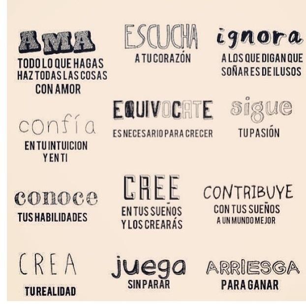 Frases positivas. Piensa en Positivo. #PensamientoPositivo #MensajesPositivos