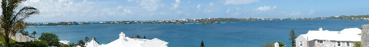Harrington Sound Panoramic