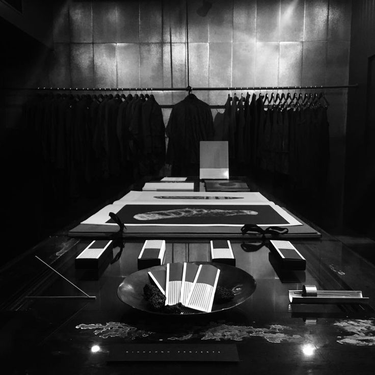 [ Everyday Black ]  Experience cloth and curiosities behind the black door... www.fallow.com.au