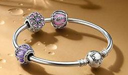 We offer you a diverse range of Pandora jewelry from which to choose from – silver bracelets, leather bracelets, silver, glass & Enamel Charms.