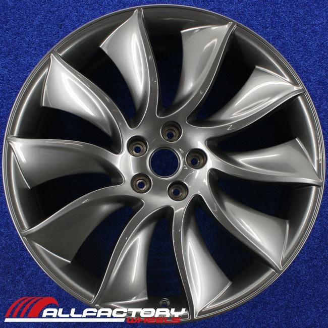"2012 Infiniti FX45 21"" Wheel"