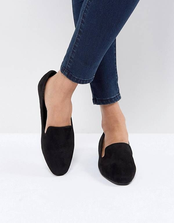5b7c9127072 Boohoo Slipper Flat Shoes | Shit I (Do)n't Need | Shoes, Flats, Slippers