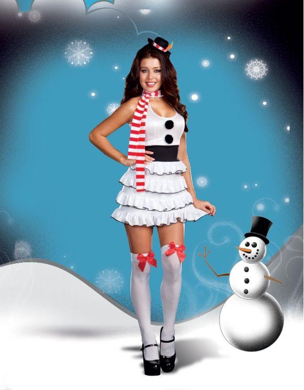 白雪コスチュームハロウィン衣装-RR20131-0