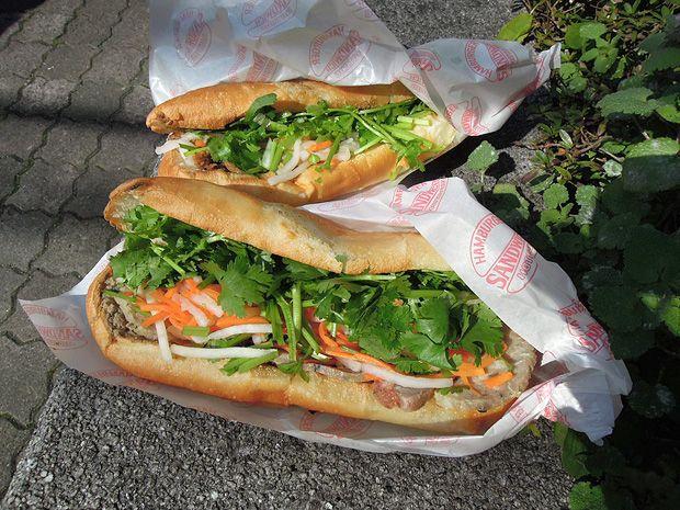 バインミー ベトナムサンドイッチ、高田馬場