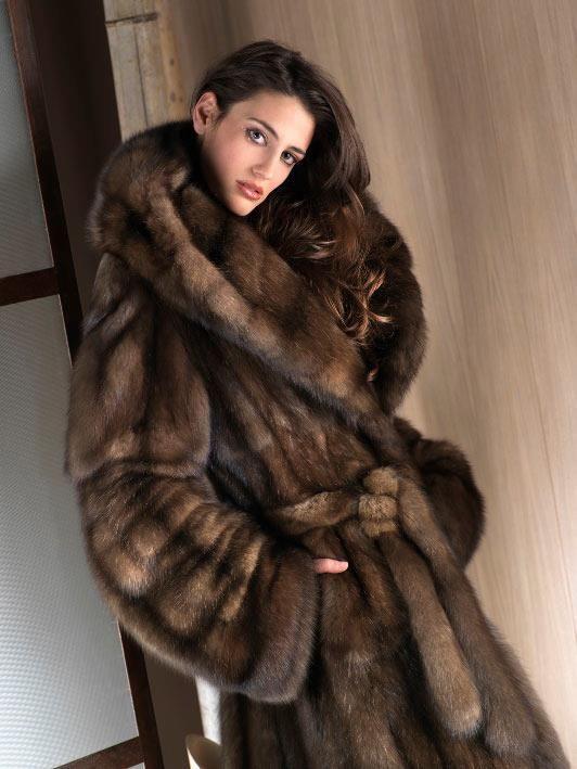 Hooded Sable Coat Fur Fashion Trends. Fur brokers service / меха с аукционов International Fur broker сервисе on all auctions. Услуги пушного брокера на всех аукционах. fb.com/FurOnlinePlus  #furonline #furfashion #fur
