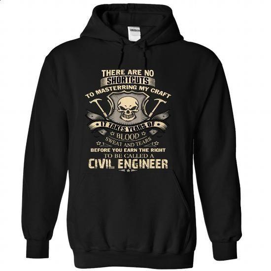 Civil Engineer - #college sweatshirts #men shirts. PURCHASE NOW => https://www.sunfrog.com/No-Category/Civil-Engineer-Black-40812987-Hoodie.html?60505