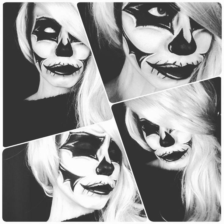 #makeup #halloween
