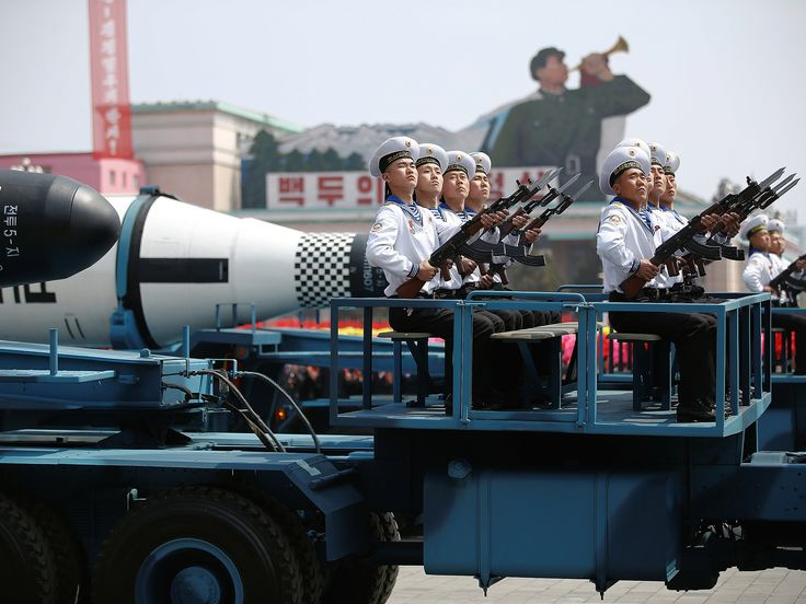 """North Korea could destroy the entire world with just """"three or four"""" thermonuclear bombs, according to a man who styles himself as an international representative of the regime. """"No one will touch North Korea—if they touch it the people will defend it with guns and missiles,"""" Alejandro Cao de Benos, a Spaniard who says he is a """"special delegate"""" of the reclusive dictatorship, has claimed."""