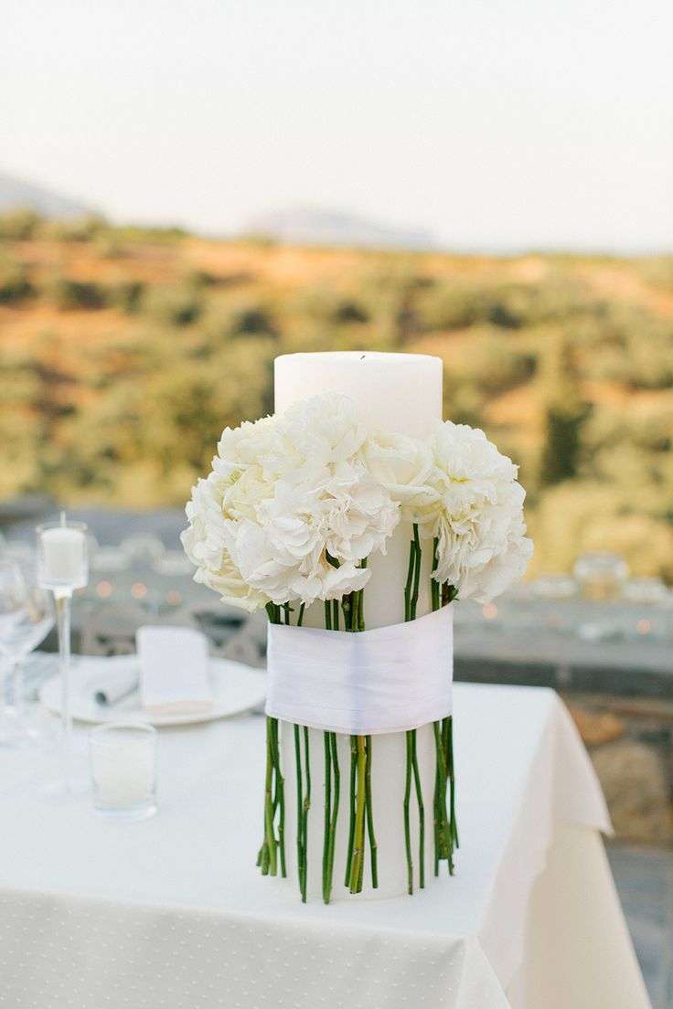 Photography: Anna Roussos Photography - annaroussos.com  Read More: http://www.stylemepretty.com/destination-weddings/2014/10/30/organic-elegance-in-greece-at-kinsterna-hotel-spa/