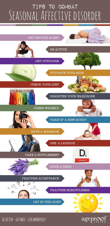 Tips To Combat Seasonal Affective Disorder