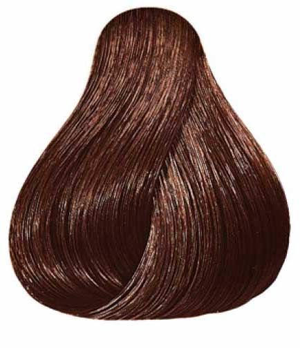 Wella Koleston Perfect 5/37 : brown, 5/3 than light brown. If…