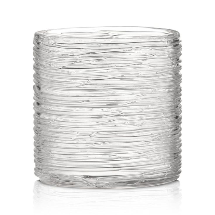 Spin Small Hurricane-Vase | Crate and Barrel