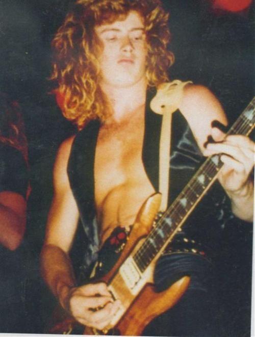 Dave Mustaine  (Metallica)