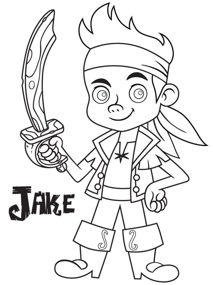 Disney Junior Coloring Pages Jake Pirate Coloring Pages Mermaid Coloring Pages Disney Coloring Sheets