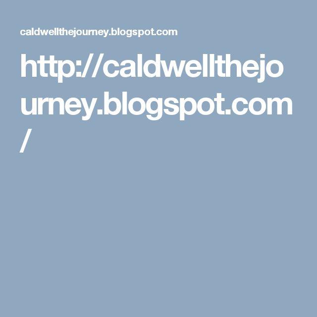 http://caldwellthejourney.blogspot.com/