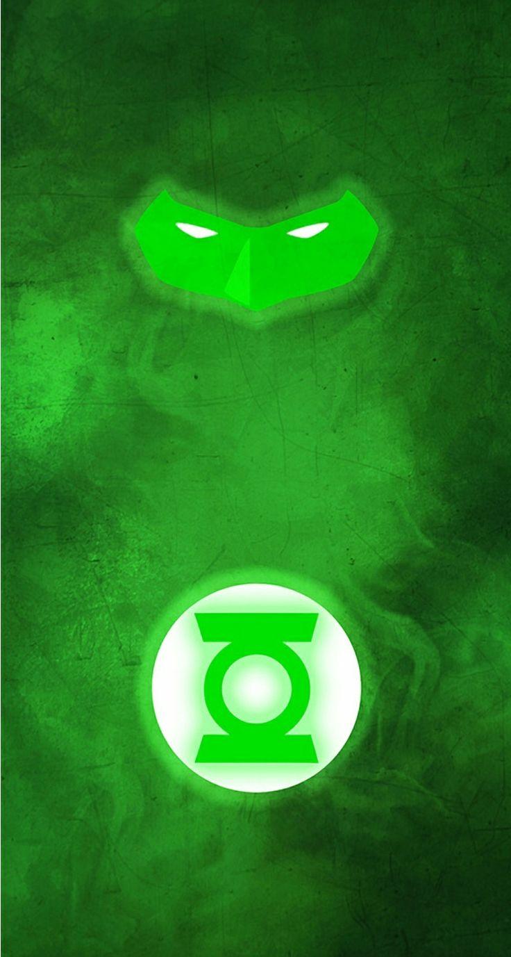 retro green lantern wallpaper - photo #1