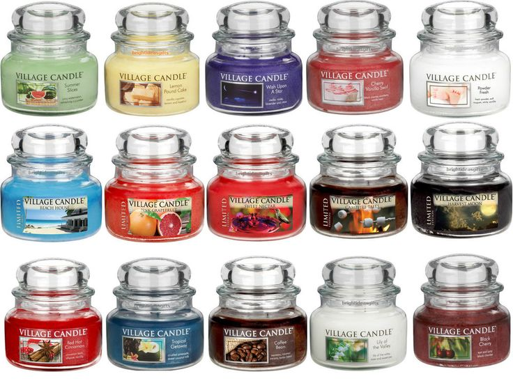 Small Candle Jar - features the exclusivedual wick technology that burns cleaner and generates less soot than the single wick style. More light, less wax residue and pure, clean fragrances. You achieve a cleaner more efficient burn with double the ambience.   eBay!