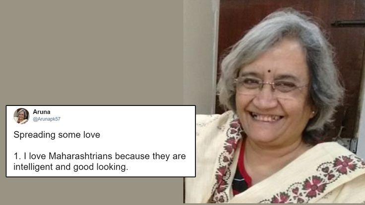 Cancer-Fighting 'Twitter Aunty' Wins Hearts By Sharing One Liners About Each State Of India storypick.com via @topupyourtrip