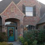 awesome 54 Exterior Paint Color Ideas With Red Brick