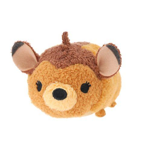 Bambi Tsum Tsum Mini Soft Toy