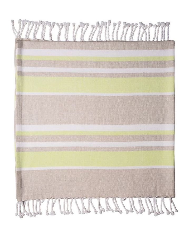 Noosa Living - Towel Pastel Vibe Lime