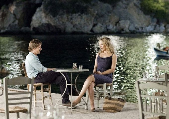 New Images Of Ethan Hawke & Julie Delpy In 'Before Midnight' | The Playlist
