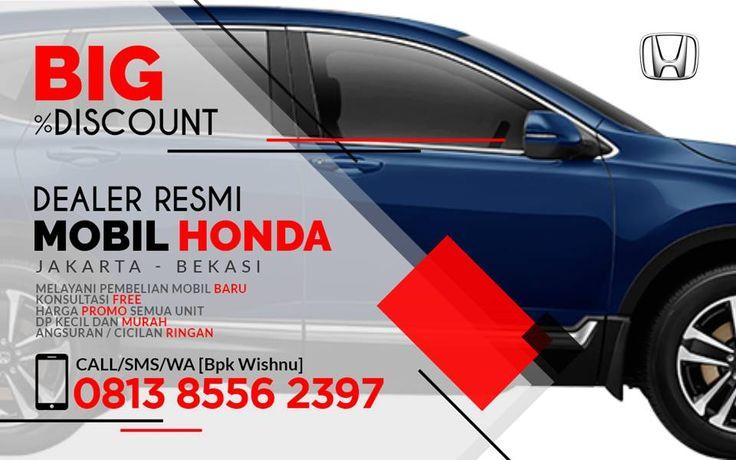 WA 0813-8556-2397 - Cicilan Mobil Murah, Honda Mobil Terbaru