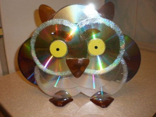 1116 best manualidades images on pinterest bricolage - Manualidades con cd viejos ...