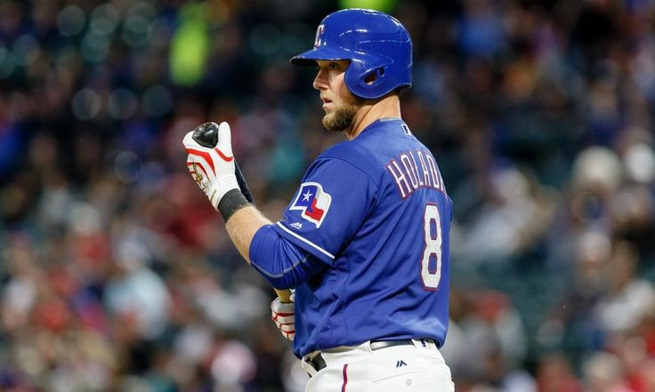 Red Sox make successful claim for Bryan Holaday = The Red Sox made a move for a potential backup catcher on Friday, submitting a successful waiver claim for Bryan Holaday, whom the Rangers designated for assignment earlier this week, Evan Drellich of.....
