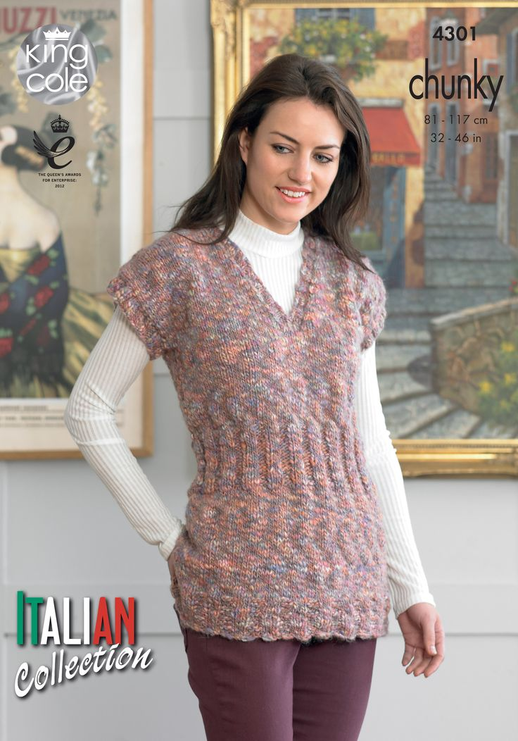 The 18 best The Italian Collection images on Pinterest | Knitting ...