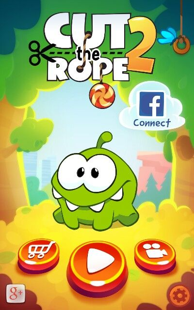 Cut the rope - Home