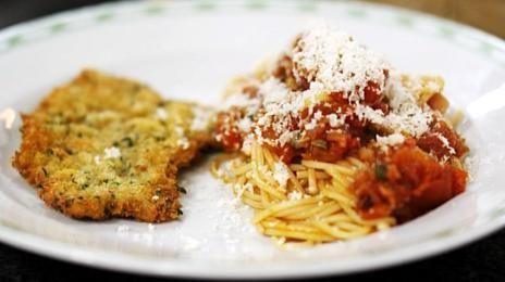 Kalfsvlees alla Milanese | Dagelijkse kost
