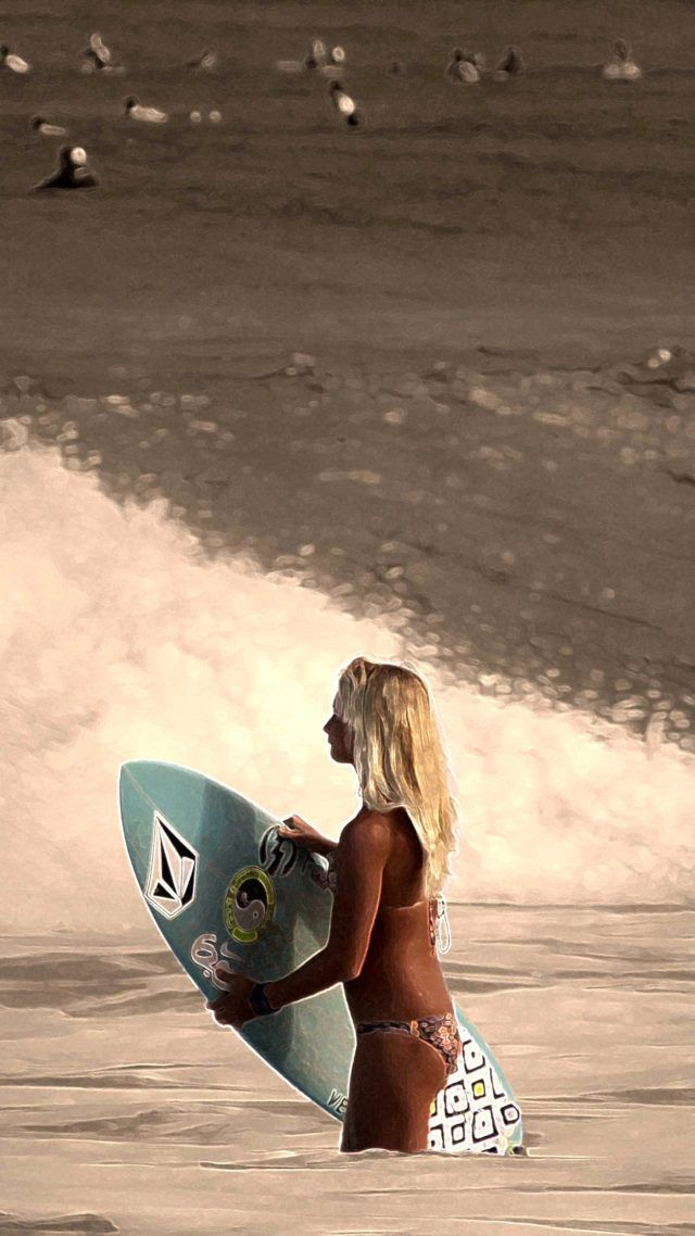 Surfer Girl Wallpapers Hd Picture Gallery Free Download
