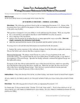 Ap euro essay prompts