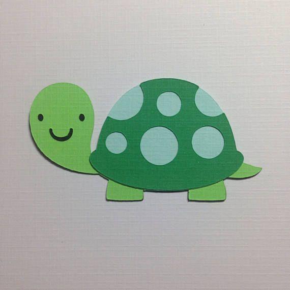 Mini Turtle Cut Outs Paper Turtle Die Cuts Pond Friends
