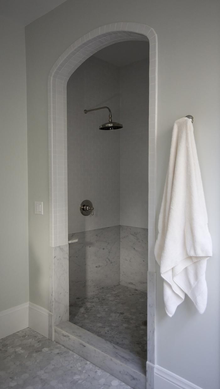 could you live without your shower curtain showers walk in shower and shower curtains. Black Bedroom Furniture Sets. Home Design Ideas