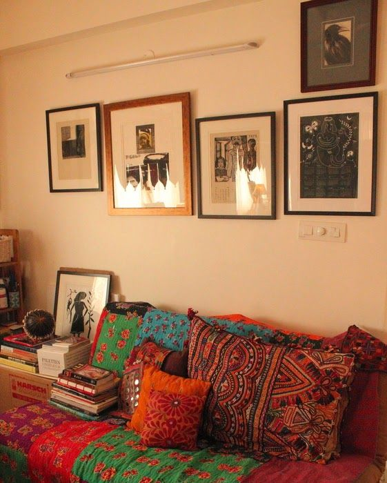 Indian Home Interior Design Tips: 162 Best Images About Indian Decor On Pinterest