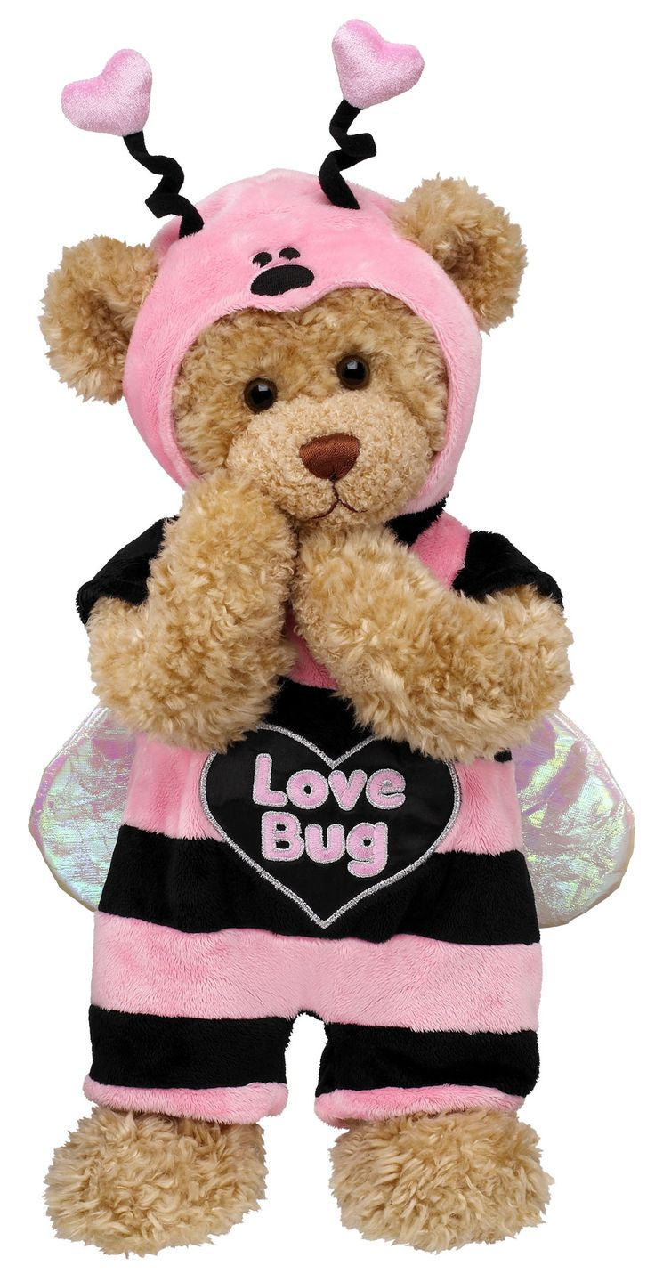 build a bear | Build-A-Bear Workshop® Offers Guests great Valentine's Day gifts ...