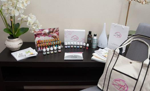 Simply Aroma – Certified 100% Pure Therapeutic Grade Oils - https://www.simplyaroma.com/BeverlySmith